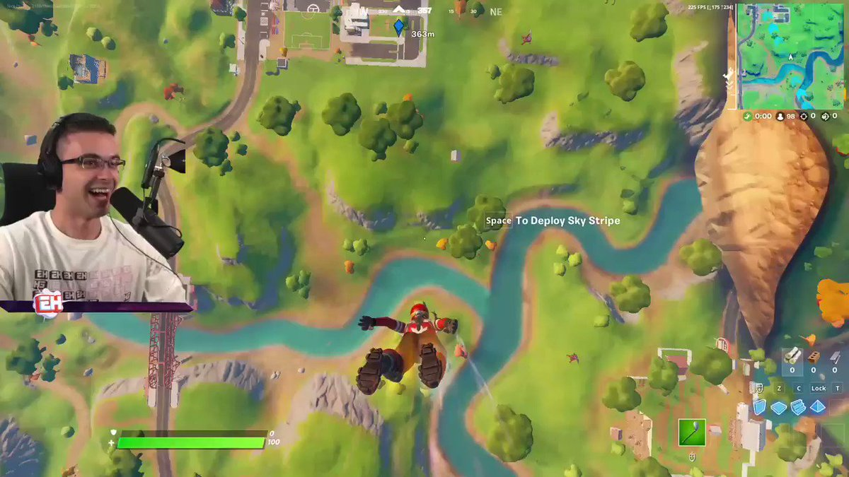 Nick Eh - When 100 Nick Eh 30s join together!