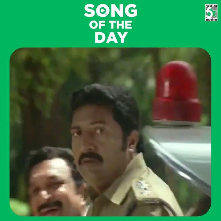 #SongOfTheDay:   #AthiAthikka from #Aathi , sung by #SPBalasubrahmanyam, #SadhanaSargam  ⏯    #VidyaSagar #FiveStarAudio