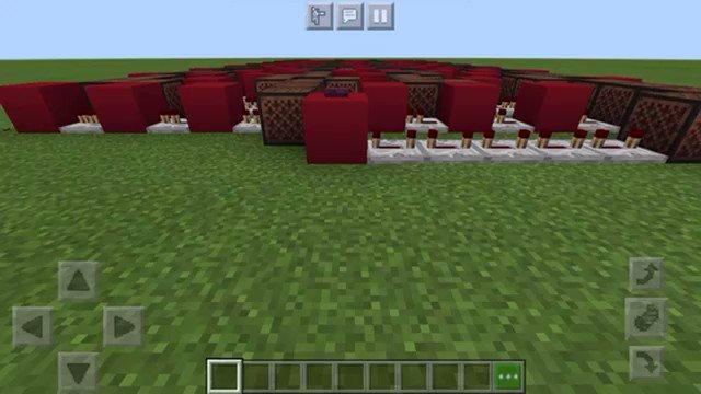 #Minecraft #マイクラpe #音ブロック #カイリキベア #アンヘル 今回は、「アンヘル」を演奏してみました。