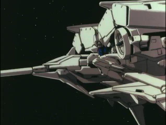 劇場版『ジオンの残光』は『ガンダム0083』シリーズ全13話を再編集したものだが、OVAは2人の監督(加瀬充子と今西隆志)が競うように演出していたため作画のクオリティが上がりまくり、最終的には「手描きアニメの限界を極めた」と言われるほどの超密度になっている(セル画なんだよねコレ…)