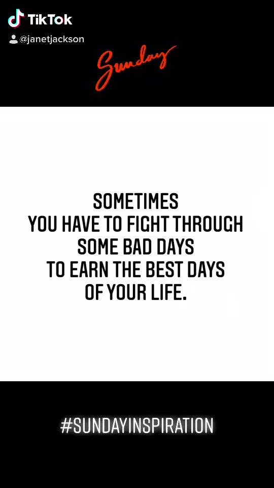 #SundayInspiration  #GonBalright 🤍