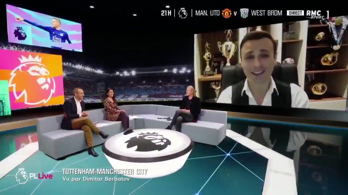 💯 Le magicien Dimitar Berbatov qui félicite l'@AS_Monaco pour sa victoire #ASMPSG 🇲🇨 Le «#DAGHEMUNEGU» de l'enfant du club Emmanuel #Petit. ♥️ L'amour du maillot sera toujours là ! Un très grand club #UnoDiNoi