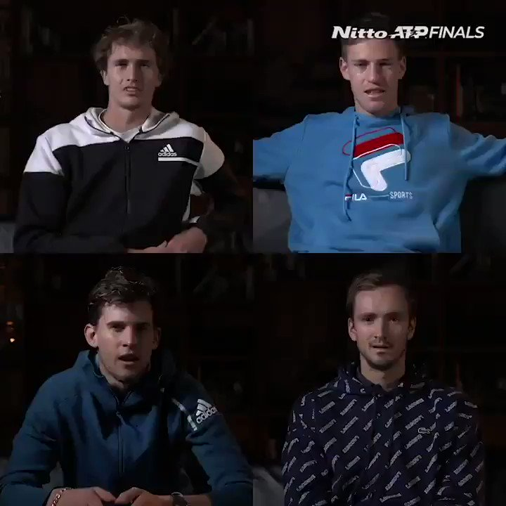 In the words of the players...  This is it. #NittoATPFinals https://t.co/vTror9tGNg