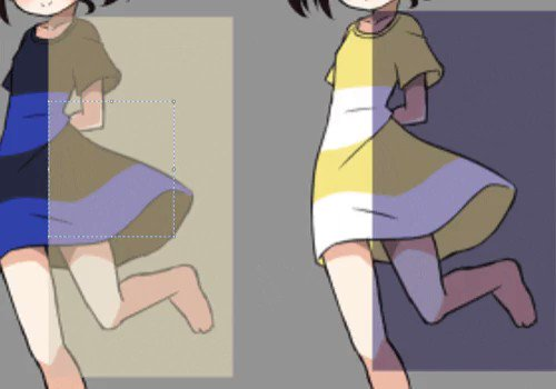Understanding how to color is easy, Its not that hard. The colors: