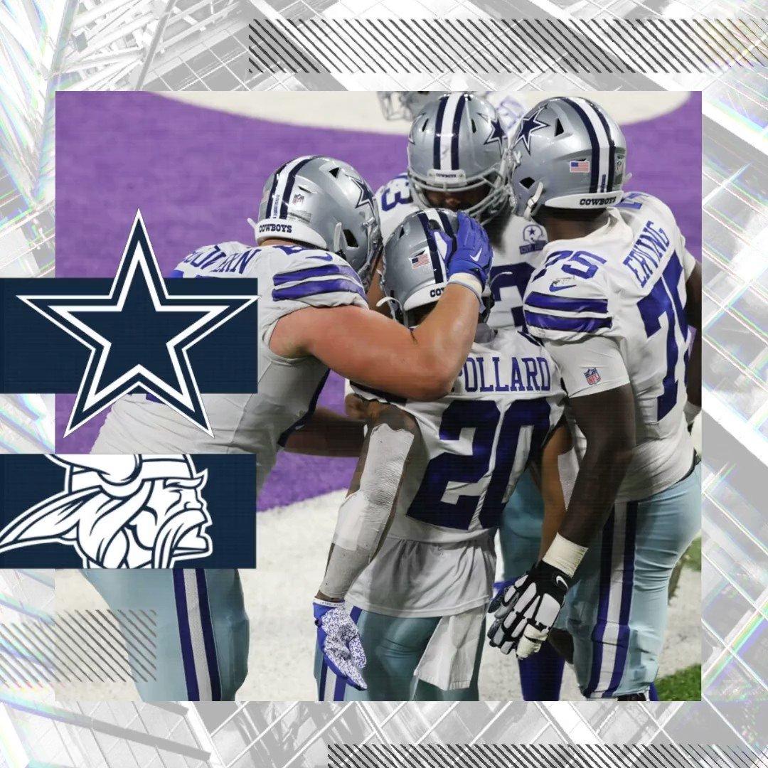 RT if you're celebrating this #CowboysWin   #DALvsMIN   #DallasCowboys   @WinStarWorld