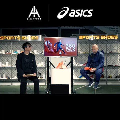 El otro día, en el evento '360 Talk' de ASICS estuve hablando con chicos del fútbol base de nuestras experiencias y de algunos secretos sobre las botas con las que juego.  Espero que os haya gustado ☺️