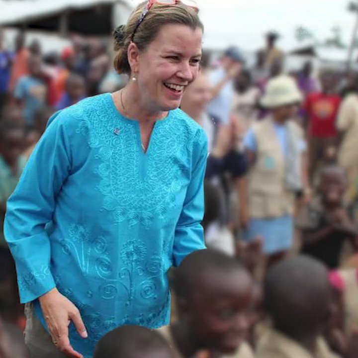 From Maine to the world, UNHCR's Deputy High Commissioner @KellyTClements has a message to share with 🇺🇸 👇  Thank you for helping refugees rebuild their lives and Happy Thanksgiving!