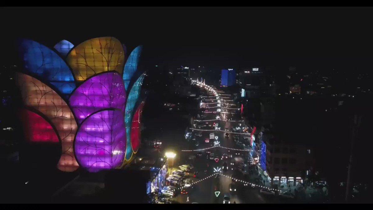 My #Jaipur on #Diwali   #Diwali2020 #Deepavali #Rajasthan @NishantJain1111 watch this. 😇