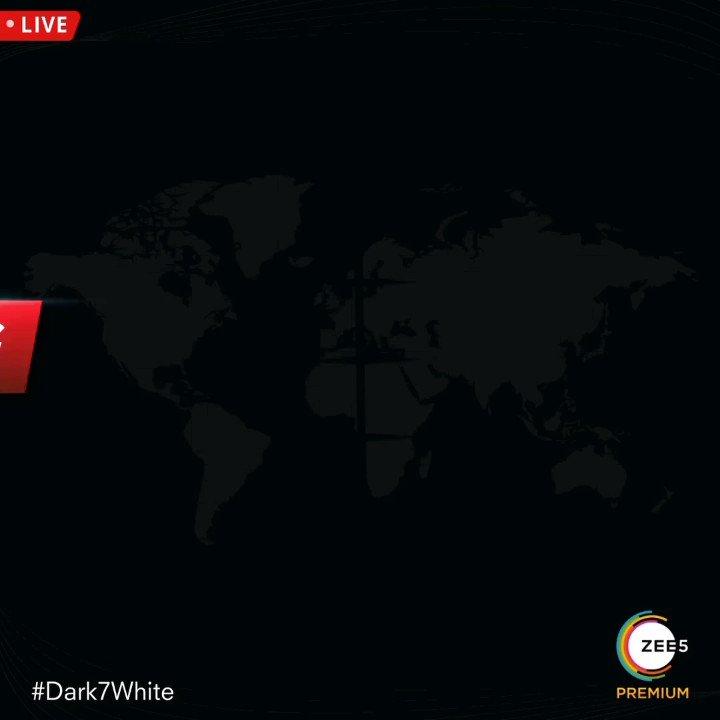 For more updates, stay tuned to #ZEE5Premium. #Dark7White, Premieres Tomorrow 24th November. #WhoKilledTheCM