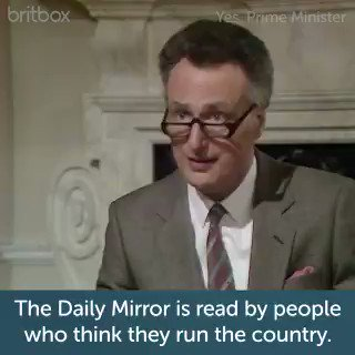 Have always loved Yes, Prime Minister ❤️