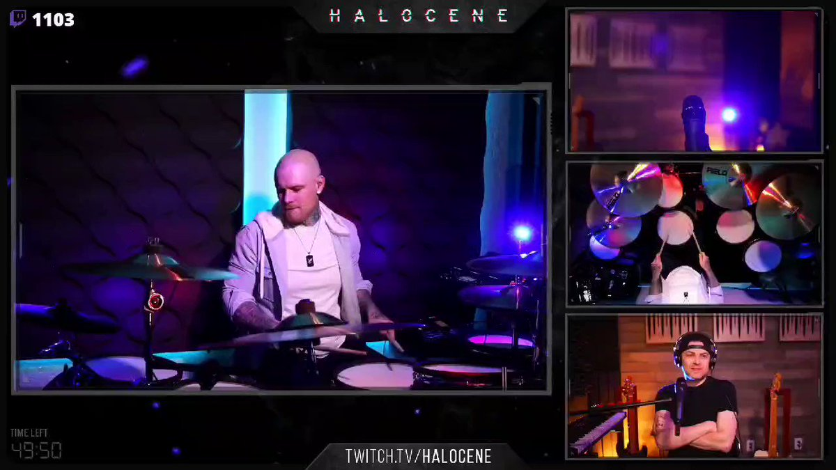 Its FRONT PAGE DAY!! Join us at 4pm PT/ 7pm ET on the FRONT PAGE of Twitch! Twitch.tv/Halocene