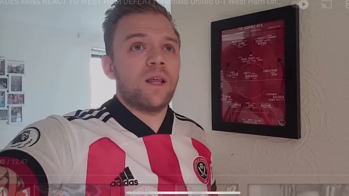 🚨 NEW VIDEO ALERT 🚨  Is Derby's lowest points total record in jeopardy?  Watch here 👉   @adamblade83, @CaptnCOSA, @JNCPod, @SufcBlade1889 and @cheetham_james discuss yesterday's defeat to #WHU.  #SHUWHU #SUFC #TwitterBlades