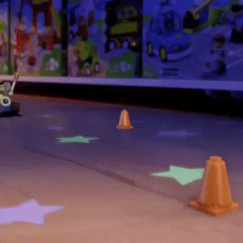 Don't barrel through our #WorkZones! The lives & safety of our crew members depends on YOU!  When you see our cones, remember to 👁️ stay alert 📵 ditch distractions 👷♀️ pay attention to road crews 🐢 slow down ⬅️ move over if possible 🛑 be prepared to stop  #ToyStory25 #DriveSafe