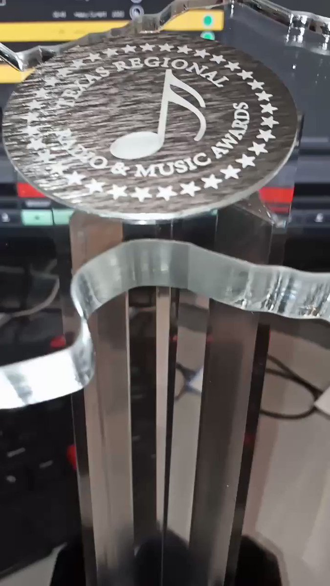 Trophies came in today..