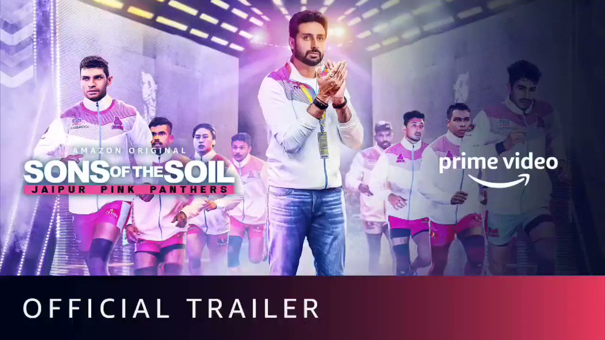 I've always been inspired by their game, but their journey has touched my heart in more ways than one.  #SonsOfTheSoil, New Series, Dec 4 on @PrimeVideoIN  @JaipurPanthers @ProKabaddi @DeepakHooda5555 @Lsrinivasreddy9 @nitinrkabaddi