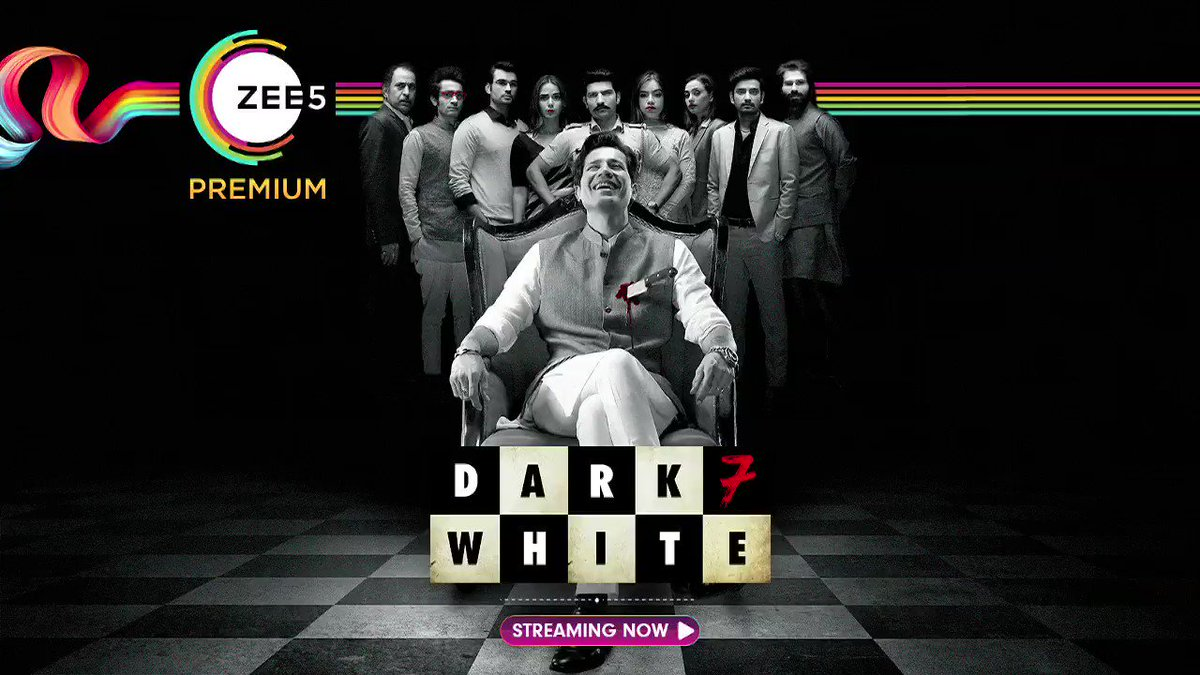 #WhoKilledTheCM? The suspense ends today. Find out in #Dark7White. Streaming now.  Link: