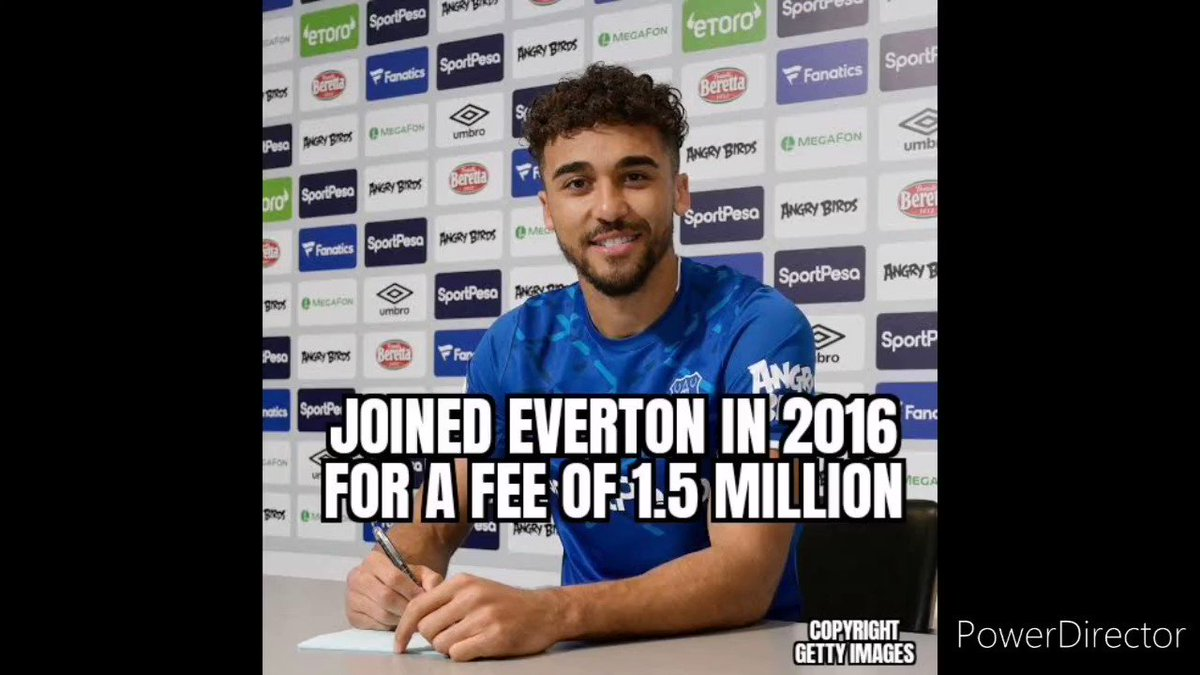 Dominic Calvert-lewin is having a great season so far with 10 goals in 9 league matches so far.  Here's a little video on Calvert Lewin through his career.  #ThefanStands #CalvertLewin #Everton #PremierLeague #FULEVE #FulhamFC #football #dominiccalvertlewin