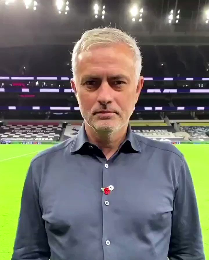 Good morning to all the people who believe in Jose Mourinho.