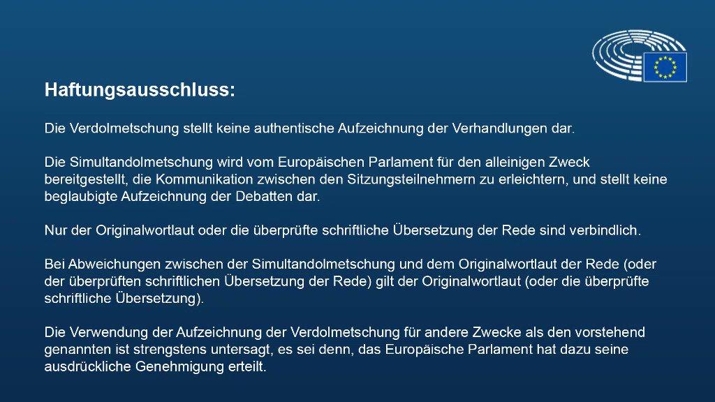 #ePlenary: Der #FundamentalRights Report zeigt viele Probleme auf- und dennoch:  👉@EU_Commission #RoL Report deckt #Grundrechte nur indirekt ab;  👉EU-Beitritt zur #ECHR 6 J. nach #ECJ Urteil noch immer nicht geschafft;  👉Art. 7 Verfahren versanden im Rat Wir müssen mehr tun!TS