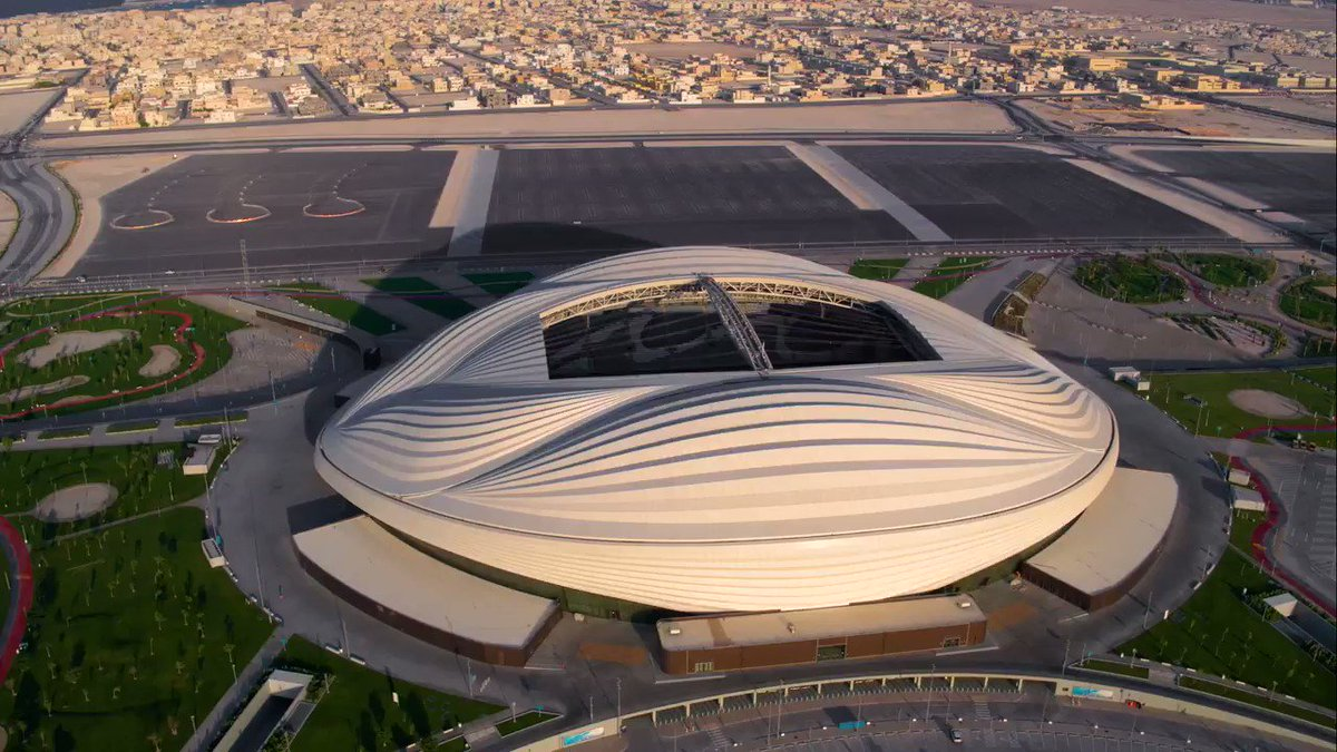Infrastructure at the highest level 37 metro stations and more #Qatar will present it to the world During the first Arab World Cup #2YearsToGo
