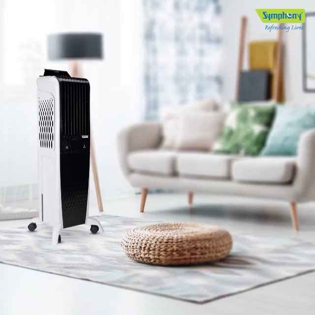 Cool your soul with powerful, sleek and trendy Diet 3D 40i air cooler. Shop now!   Available on #Amazon and #Flipkart   #UnlockNewPossibilities #UnlockwithSymphony