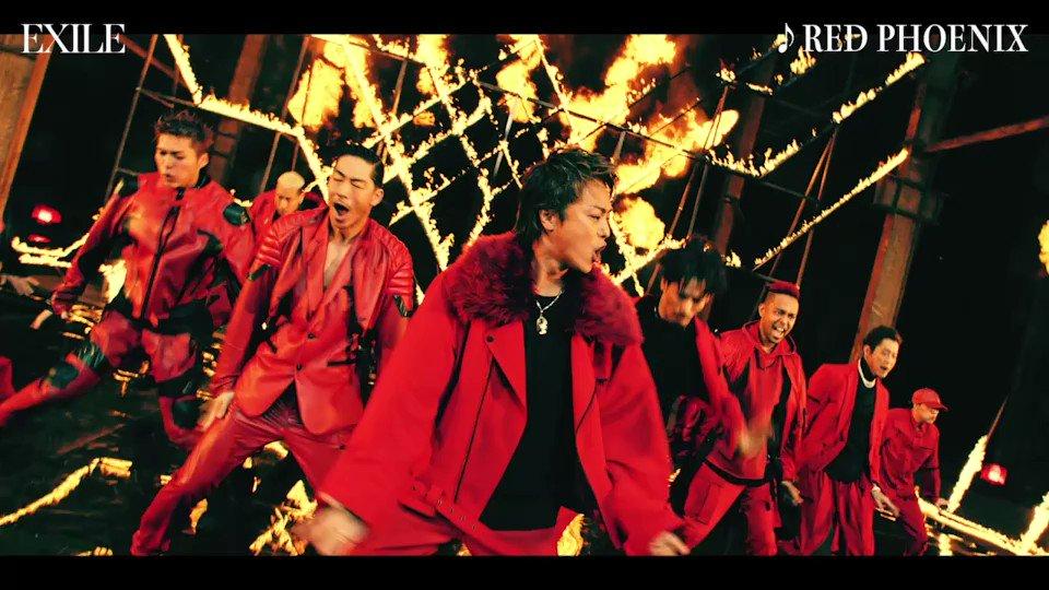 -【NEW EXILE WEEK】EXILE 「RED PHOENIX」ミュージックビデオYouTubeにて公開中‼︎#NEWEXILEWEEK#RISINGSUNTOTHEWORLD#RSTW#EXILE#REDPHOENIX#日本を元気に