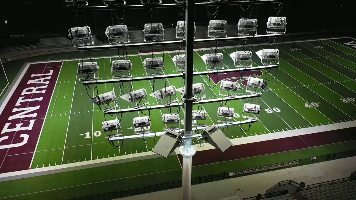 Image for the Tweet beginning: Playoff mode : ACTIVATED • • • @chsbr_football @CHSBRWILDCATS
