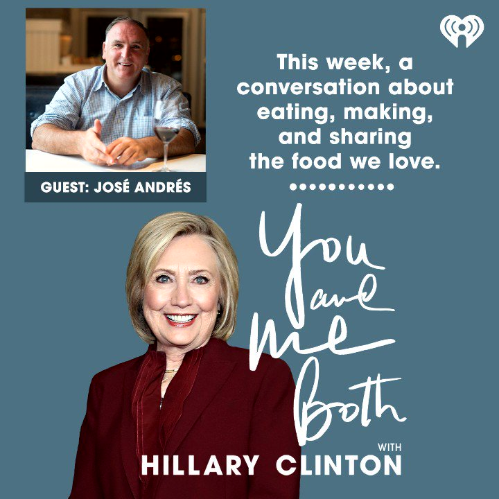 How can we keep people fed during disasters, help restaurants stay in business during a pandemic, and make beans actually taste good?  I talked to @chefjoseandres, @ciaosamin, and Rocco DeFazio, owner of one of my favorite pizzerias, about food.