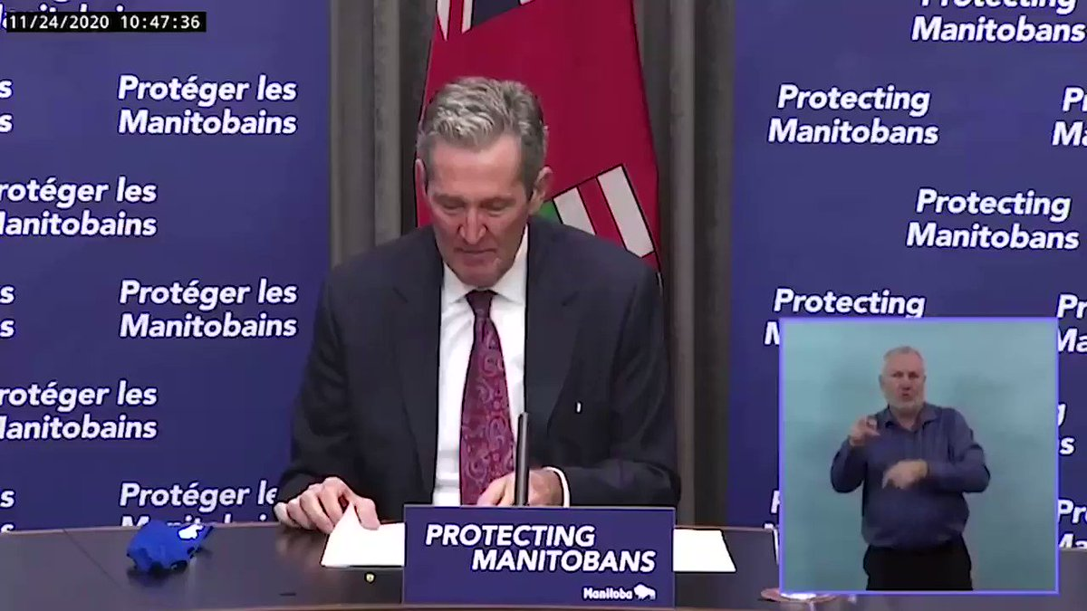 Our message is clear, if you break the rules and put others at risk, there will be consequences. #ProtectingManitobans ➡️ bit.ly/2UZei78