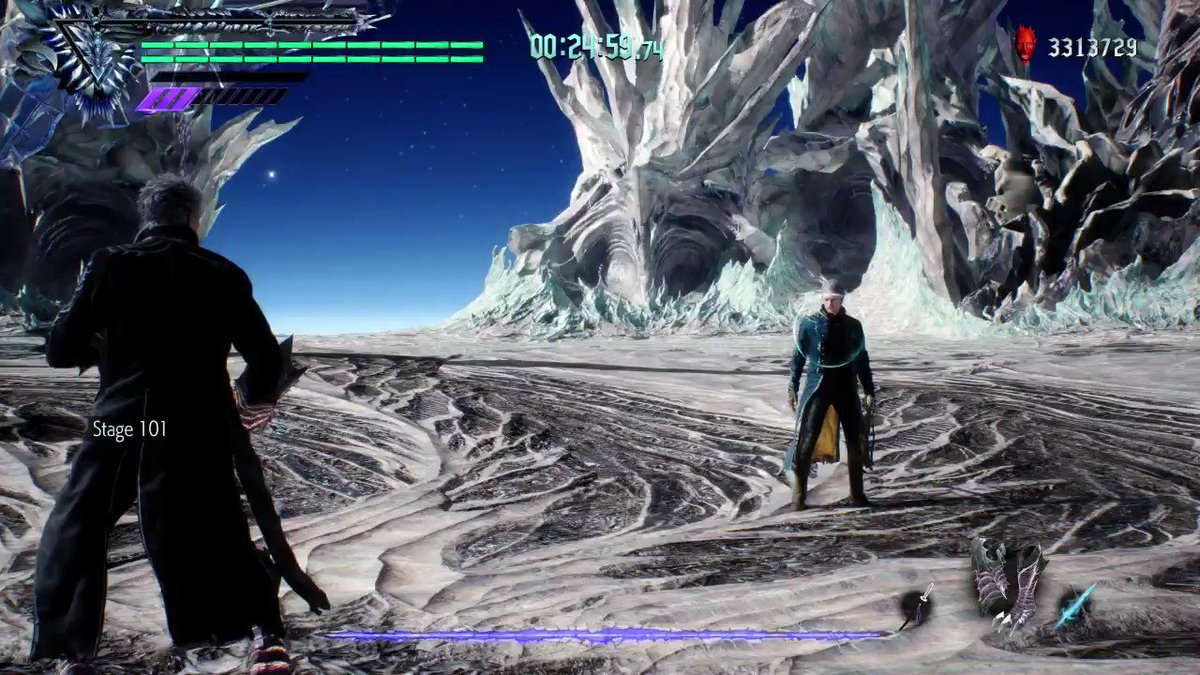 Xuses - Check out this #Vergil Bloody Palace boss rush in glorious 4k:  Full video:  @DevilMayCry
