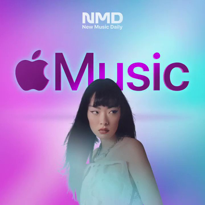 """After the release of her smash album 'SAWAYAMA' @rinasawayama is back with a cover on @AppleMusic's New Music Daily Playlist and another hit single, """"Lucid"""" produced by @bloodpop. Listen to it here:"""
