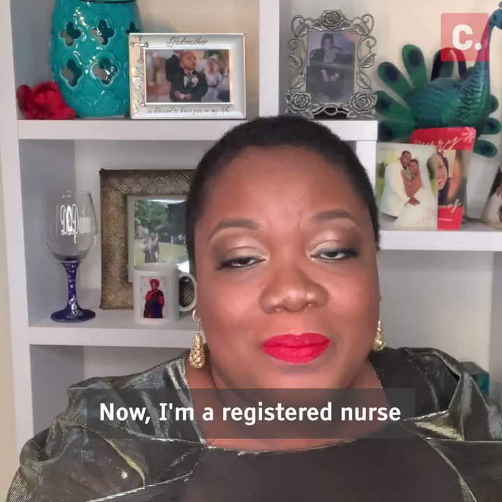 Dr. Daihnia Dunkley is petitioning @JoeBiden to add a nurse to his COVID task force.   As the pandemic's frontline heroes, Daihnia believes nurses deserve a seat at the table.  https://t.co/Lh1H9g2IBk https://t.co/4vRa9XdQqn