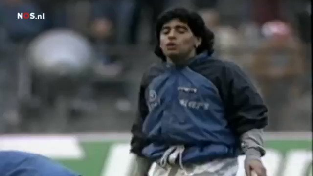 Diego Maradona has passed away at 60 years old at his home in Argentina.  He never failed to entertain and always brought a smile to everyone's face 🙏