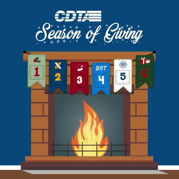 It is the second week of CDTA's Season of Giving contest and this week we are giving away a Fitbit Versa 2! To win, tag us on Instagram using FLEX, our on-demand transit product! For details, visit   #cdta #seasonofgiving #518 #capitalregion #publictransit