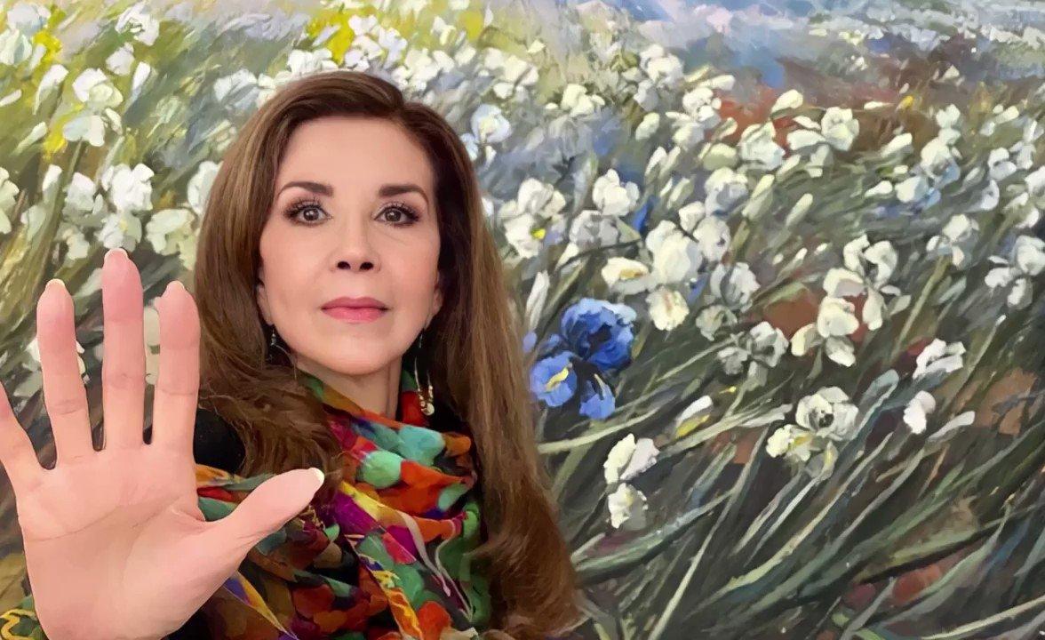 Hoy me sumo a la campaña #ÚneteMéxico para prevenir y eliminar la violencia contra las mujeres y las niñas de @onumujeresmx  Te invito a ti @AngelaAguilar__ , y a ti que me lees a que también te sumes e invites a alguien más.