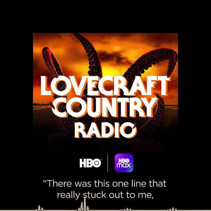 Missed #LovecraftCountryRadio? Well, hosts @shannonmhouston and @iSmashFizzle are BACK with a special bonus episode to discuss the reaction to #LovecraftCountry and the new@HBOspecial event #BetweenTheWorldAndMe, based on the book by Ta-Nehisi Coates. apple.co/2V8aBvD