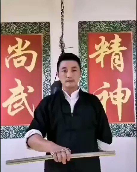 Nunchaku master.. 🤯