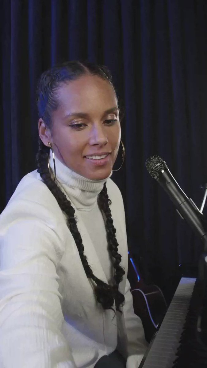 @aliciakeys's photo on Lisa Raye