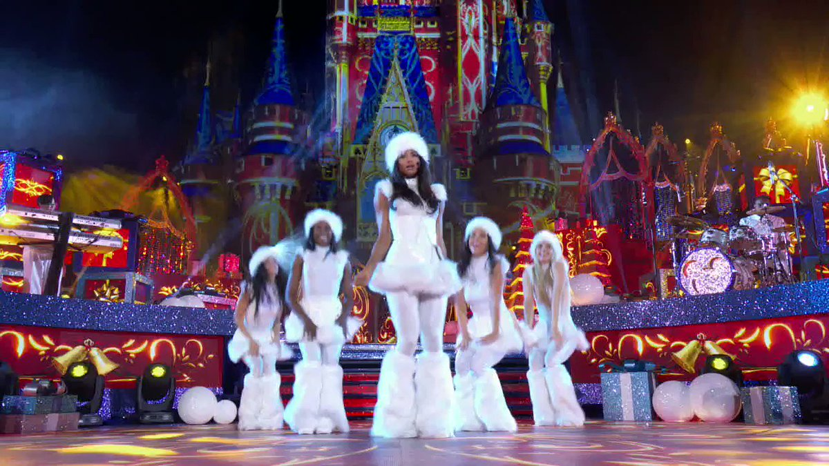 Join me on Thanksgiving Night at 9|8c on @ABCNetwork as we take a look back at some magical performances in the Wonderful World of Disney: Magical Holiday Celebration! #DisneyHolidayCelebration