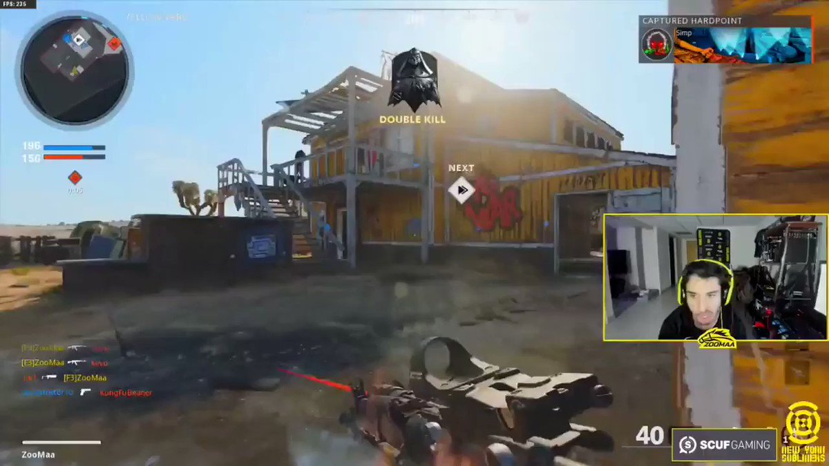 ZooMaa - Was about to drop a nuke in 2 minutes & didn't even realize till the end, felt like I was playing against bots what is this? 🤣