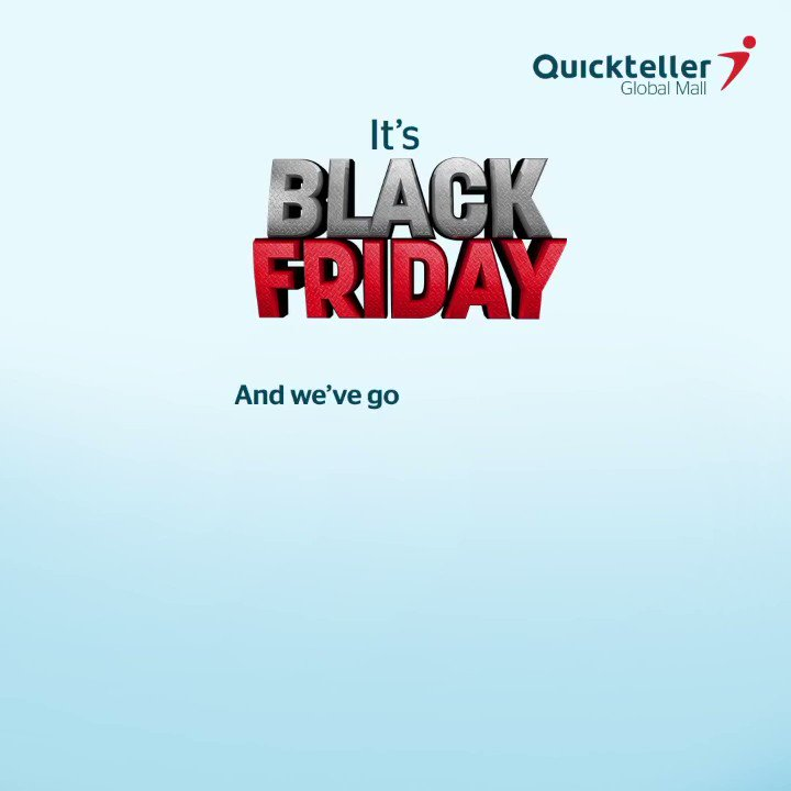 #BlackFriday is 1️⃣ day away! Are you ready to do some sweet shopping? 🛍 Don't forget to check for the best deals with the option to pay in Naira on  ! #EverythingIsPossible 🥰😍