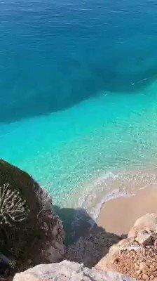 #ThursdayMotivation #thursdaymorning #ThursdayVibes #ThursdayThoughts #Persembe With clear sea kaputaş beach kaş Antalya turkey🇹🇷😍