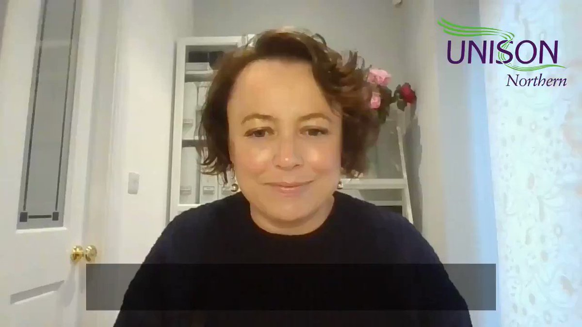 Thank you @CatMcKinnell for your support of School Support staff and our #StarsInOurSchools campaign! 👍👏