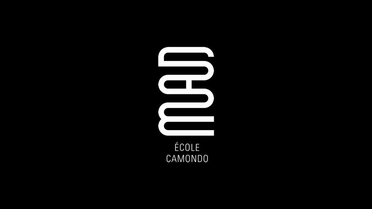 Image for the Tweet beginning: La nouvelle école Camondo-Méditerannée a