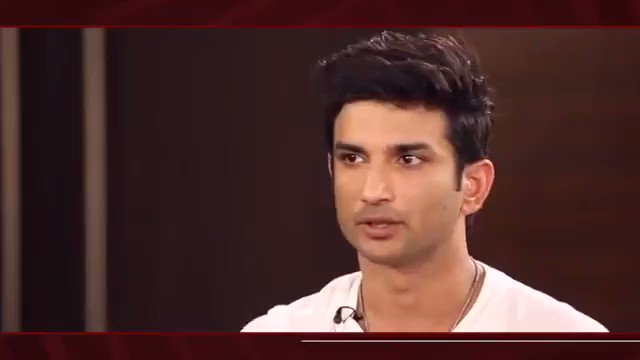 """listen Sushant said about social media its very important in now situation he said""""social media is a IMP weapon if its in doctors hand they save peoples life n if its in killers hand they kills people"""" so check people who is right n who is wrong SSRIAN @shwetasinghkirt @PMOIndia"""