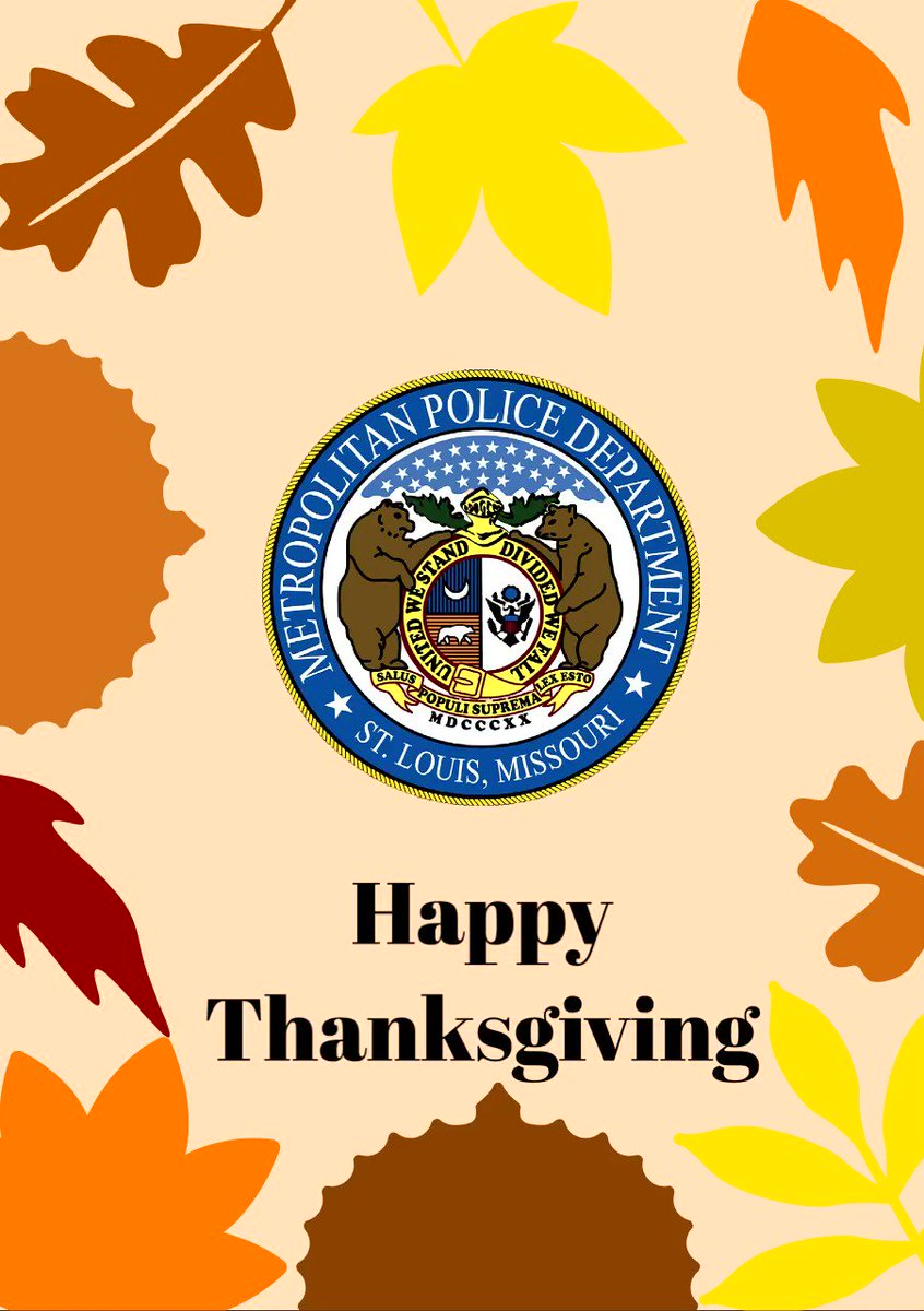 Image for the Tweet beginning: From our #SLMPD family to