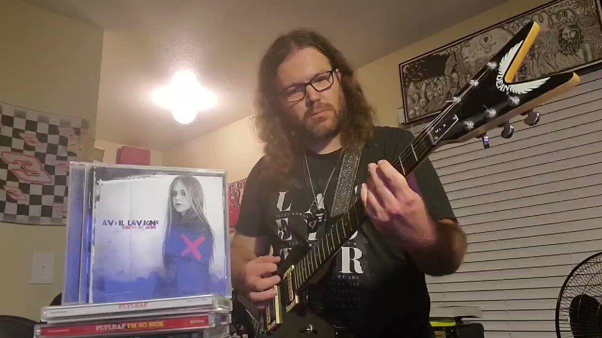 @AvrilLavigne #Forgotten #UnderMySkin #LetGo #Complicated #Sk8erBoi #ImWithYou #LosingGrip #DontTellMe #MyHappyEnding #HeWasnt #TheBestDamnThing #Girlfriend #WhenYoureGone #Hot #GoodbyeLullaby #WhatTheHell #Smile #WishYouWereHere #HelloKitty #HeadAboveWater #rock #punkrock #punk