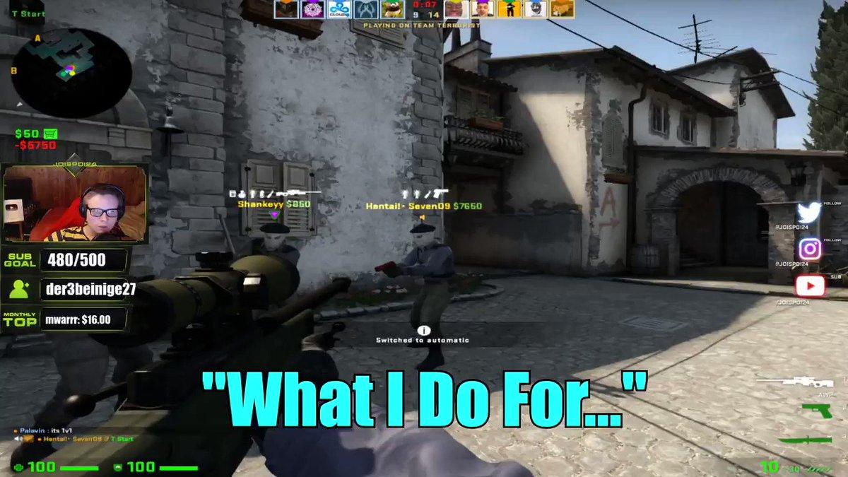 JOISPOI24 - When your teammates start simping 😡