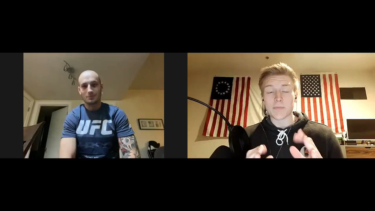 Sasha Palatnikov (@PalatnikovMMA) became the first fighter in #UFC history to fight out of Hong Kong on Saturday at #UFC255  He talked about the responsibility of that with us.  Full interview out Friday!  #MMATwitter #HongKong 🇭🇰 https://t.co/ODk6ikoyIm