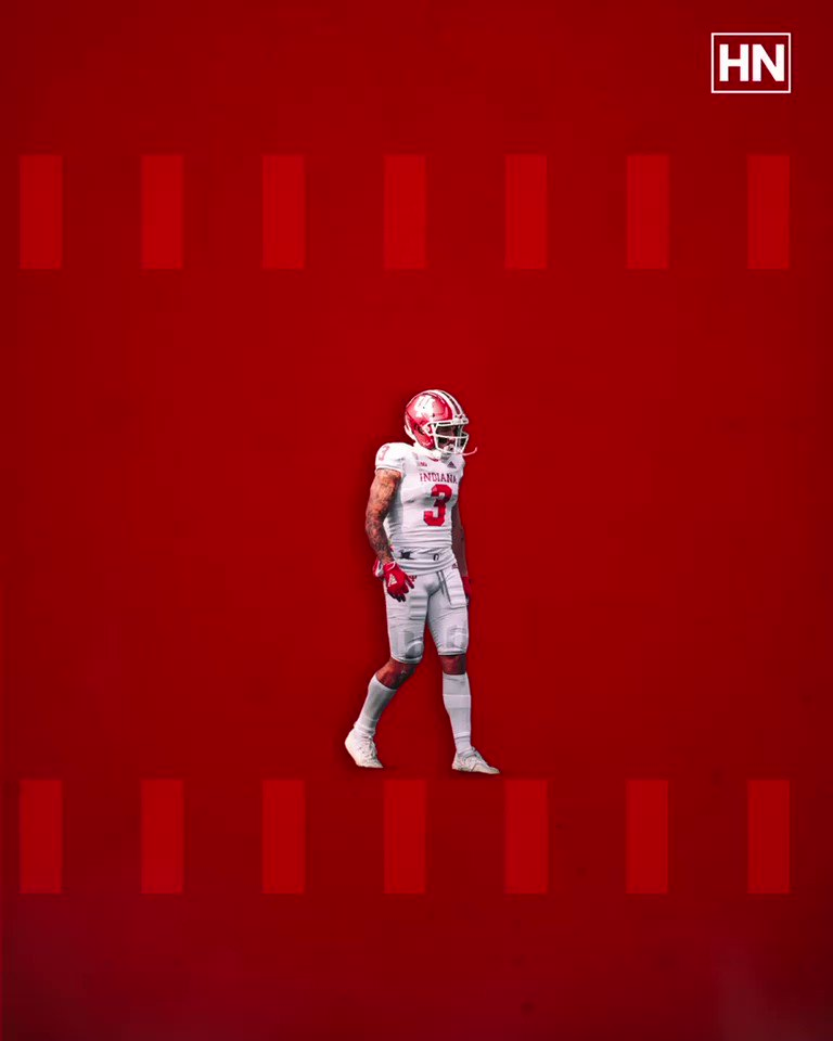 You want fries with that?  Indiana WR @Ty_Fry3 has been on an absolute tear, and people are noticing.  This week, @ankony_jack put this year's receiving group in perspective:  #iufb  🎥: @rossabdellah